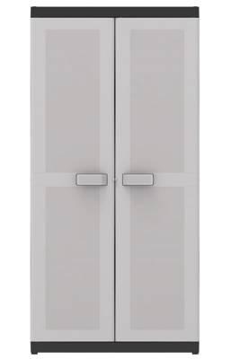 Duża szafa wielofunkcyjna KETER KIS LOGICO High XL 182x89 cm