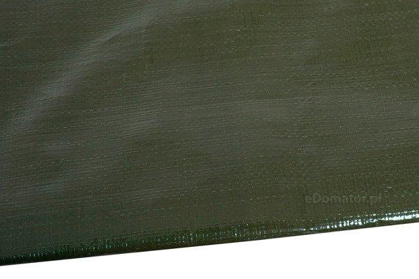Gruby pokrowiec na narożnik ogrodowy 215x148x62cm -zielony