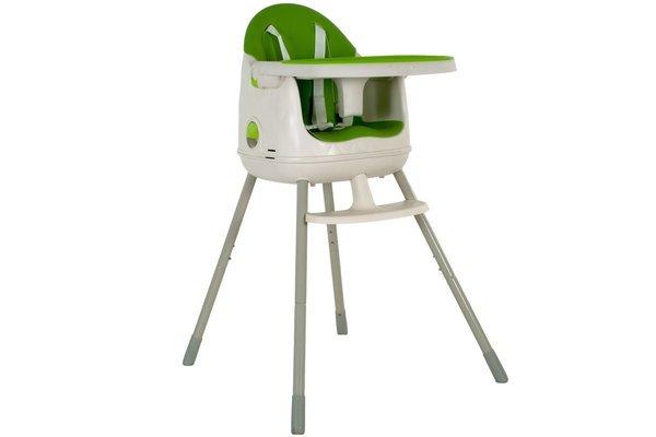 Krzesełko do karmienia 3w1 MULTIDINE Keter Curver - zielone