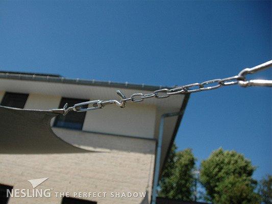 Łańcuch 2m, Stal nierdzewna, do montażu żagli DREAMSAIL i COOLFIT
