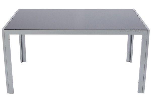 OUTLET - Stół ogrodowy WENECJA - srebrny