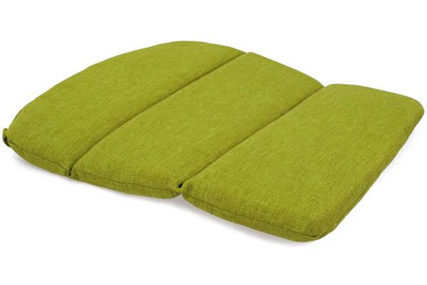 Poduszka na krzesło ogrodowe EVA 43x41 cm - limonka