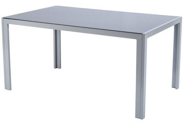 WYPRZEDAŻ - Stół ogrodowy WENECJA - srebrny